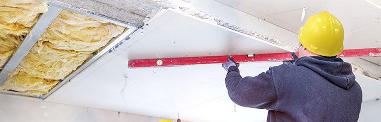 betonnen plafond zolder isoleren