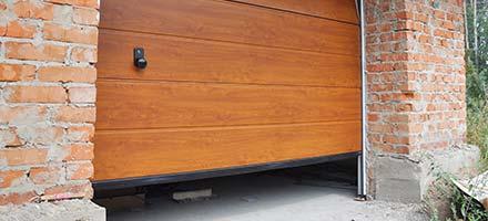 isoleren garagedeur